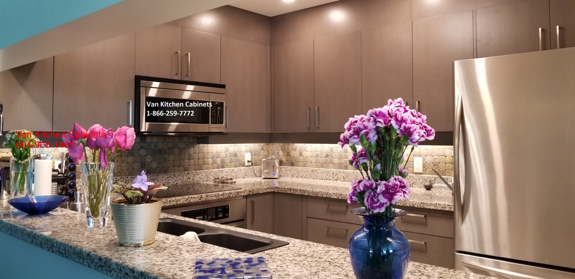 Kitchen cabinet Veneer Door Styles