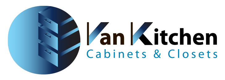 Van Kitchen Cabinets Closets logo
